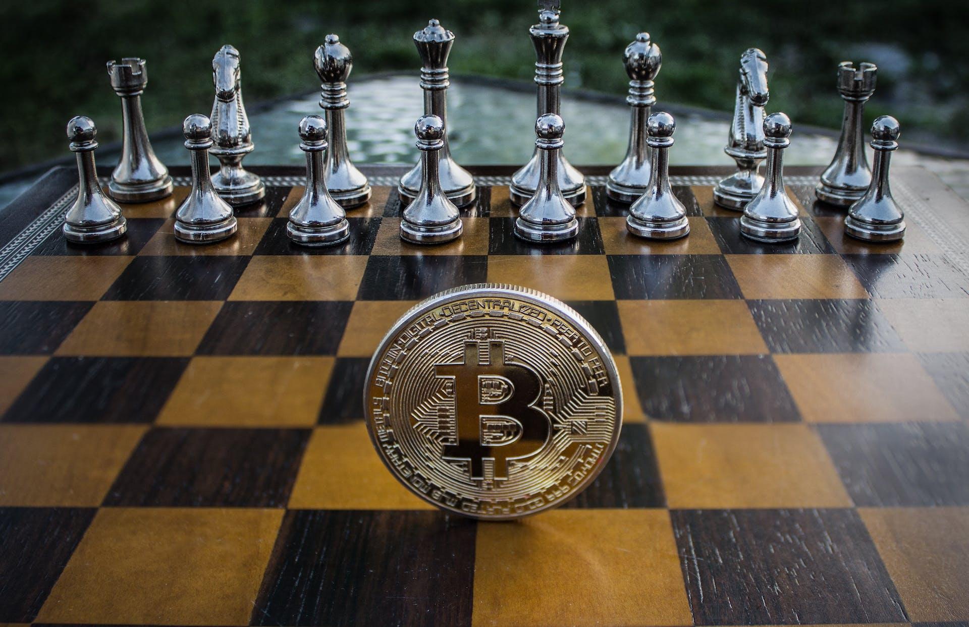 over Bitcoin Daily