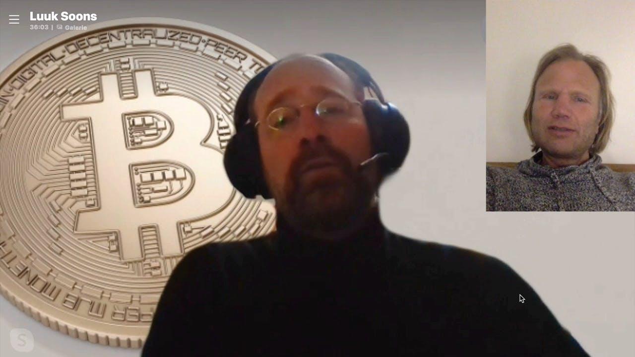 Luuk Soons geïnterviewd over Goud versus Bitcoin