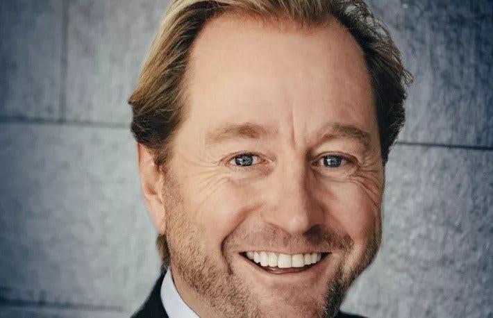 Kjell Inge Røkke, CEO Aker ASA
