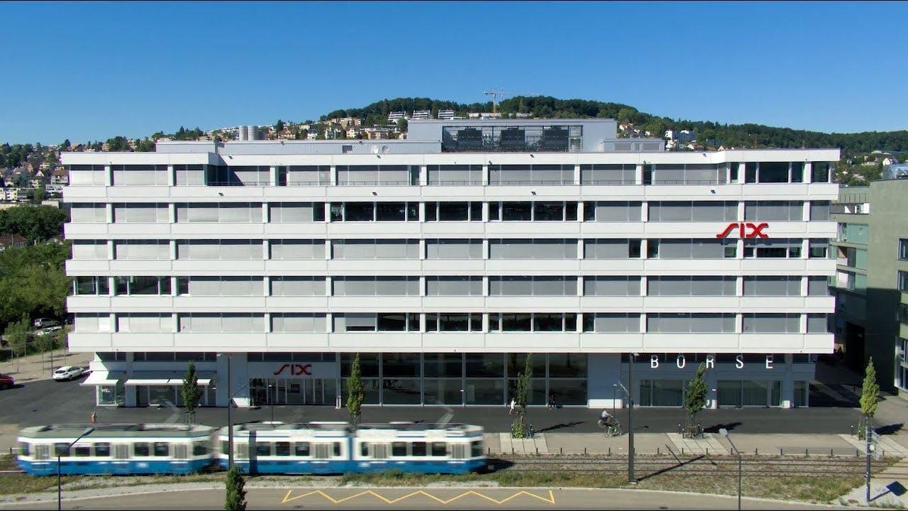 SIX Zwitserse beurs in Zürich gaat in crypto